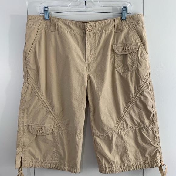 Columbia Pants - Columbia 12 shorts Bermuda tan